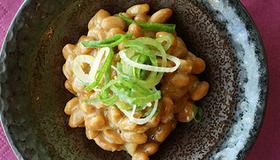 日本が誇るヘルシー食材「納豆」