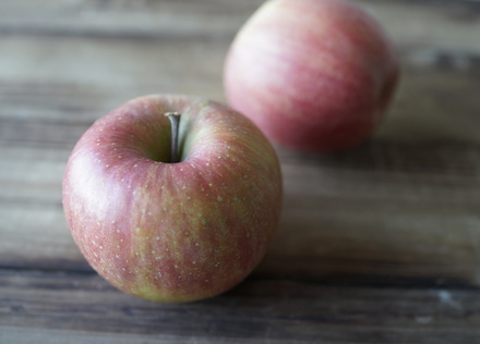 「りんご」は使い方いろいろ