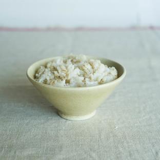 麦ご飯(押麦2割)