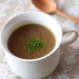 簡単シンプル とろとろオニオンスープ