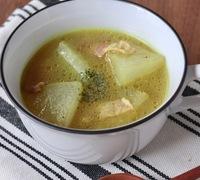 冬瓜のカレースープ