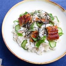 うなぎの混ぜ寿司