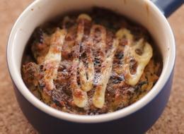 里芋とツナのマヨネーズ焼き