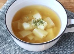 じゃがいもとたまねぎのスープ