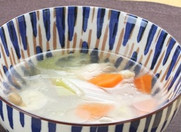 タッカンマリ風スープ