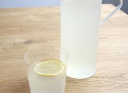 手作り経口補水液 レモン果汁入り