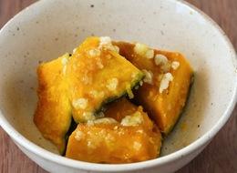レンジで簡単 カボチャの塩麹煮