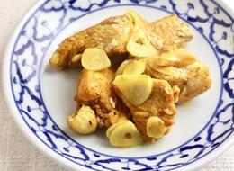 ジューシー 鶏むね肉のカレー粉焼き
