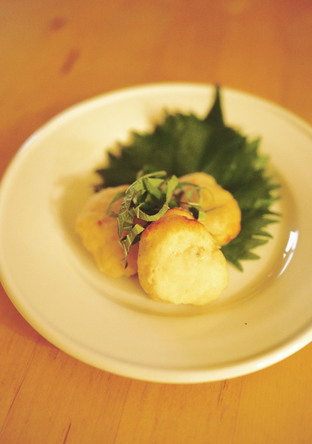 低カロリーおつまみ 木綿豆腐っタラ