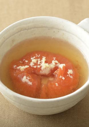 まるまるトマトのとろ〜りスープ