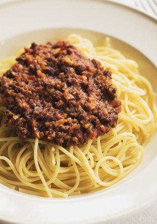 スパゲティミートソース