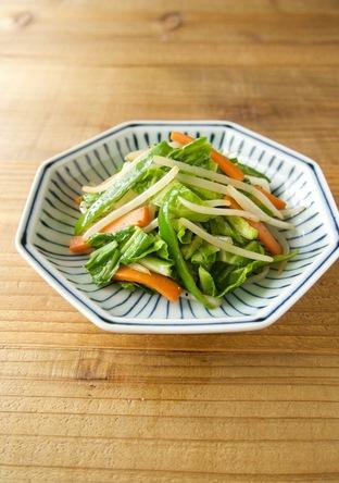 肉なし野菜炒め