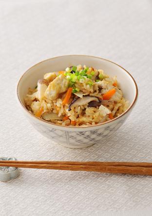 どんどろけめし(豆腐の炊き込みごはん)