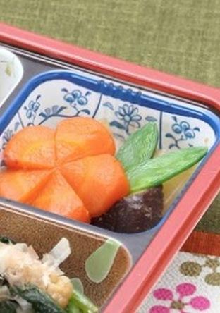 華人参の煮物