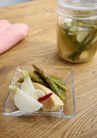 春野菜のピクルス