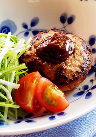 塩麹入り 豆腐ハンバーグ