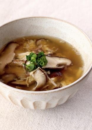 中華たまごスープ