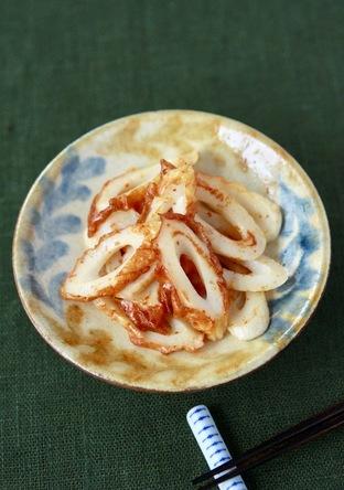 超簡単 ちくわのピリマヨ醤油焼き