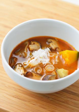 コクうま具だくさん味噌スープ