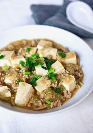 おうち麻婆豆腐