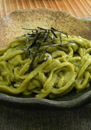 狭山茶「茶そば」(えんげ食・介護食)