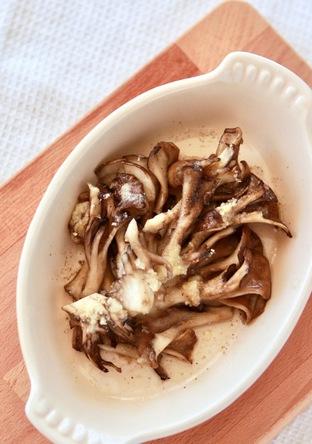 簡単 舞茸のパルメザンチーズ焼き