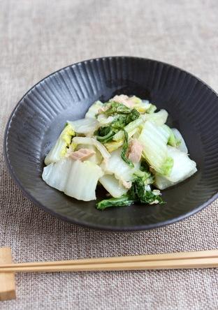白菜あったら絶対コレ 簡単うま煮