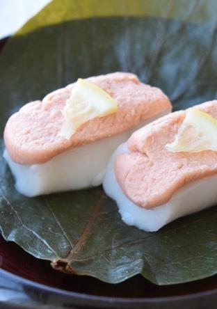 柿の葉寿司(えんげ食・介護食)