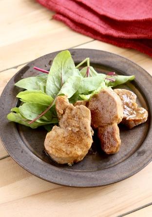 豚肉ヒレステーキ