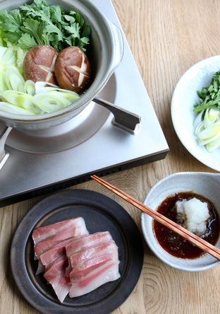 生姜風味が美味しい ブリしゃぶ鍋