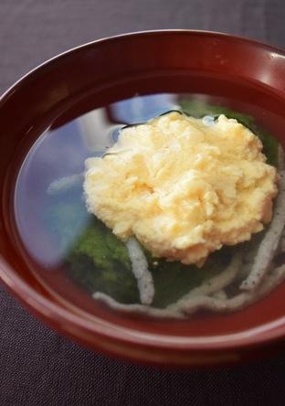 白魚の卵はり(えんげ食・介護食)