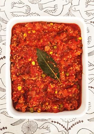 作り置きに便利 野菜たっぷりミートソース