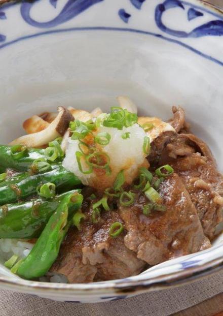 高知ブランド「赤牛」のヘルシー焼肉丼