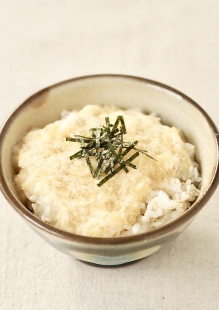 美味しい麦とろご飯