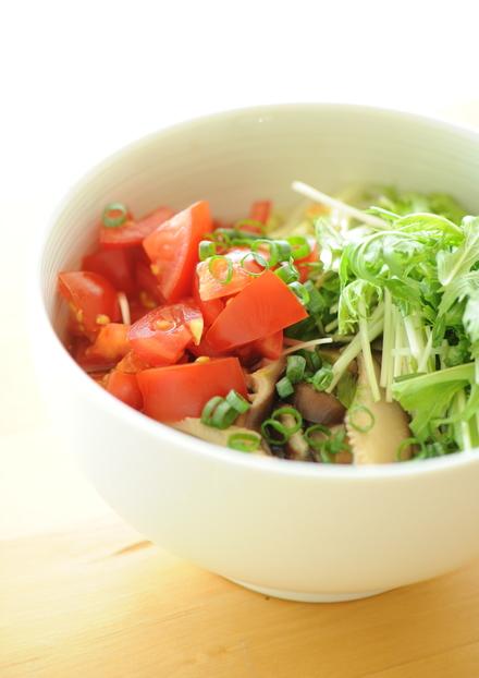 あったか トマト素麺