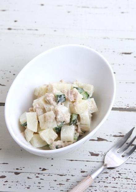 クミンポテトサラダ