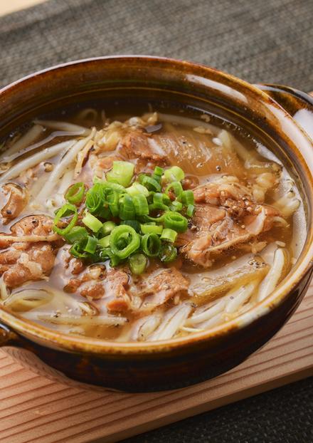 牛丼の素ともやしの レンジおかずスープ