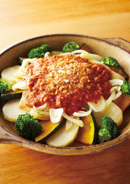 野菜のイタリアンオーブン焼き