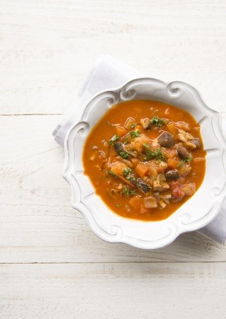 美肌&デトックス野菜スープ