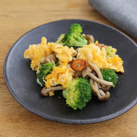 ふんわり卵の中華炒め