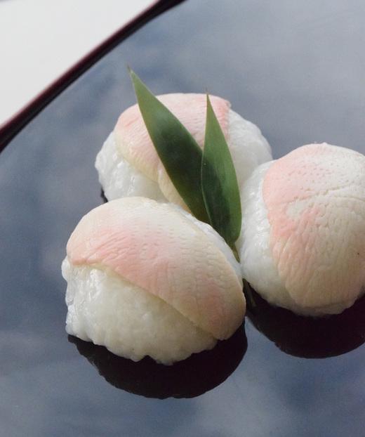 小鯛の笹漬け(えんげ食・介護食)