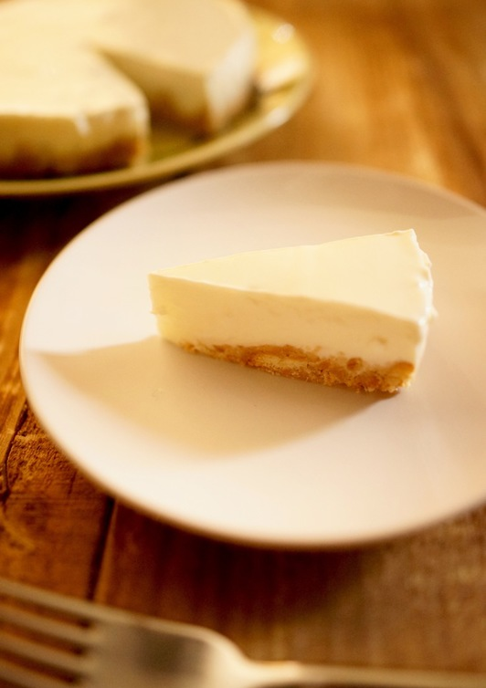 レアヨーグルトケーキ