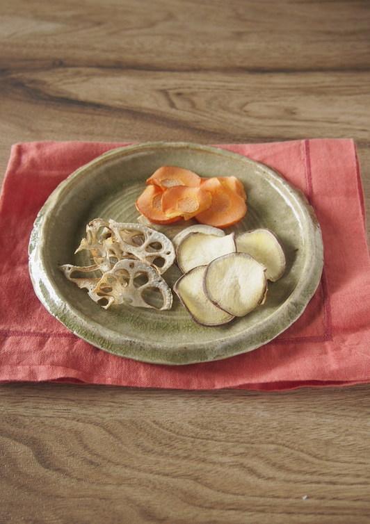 冬野菜チップス