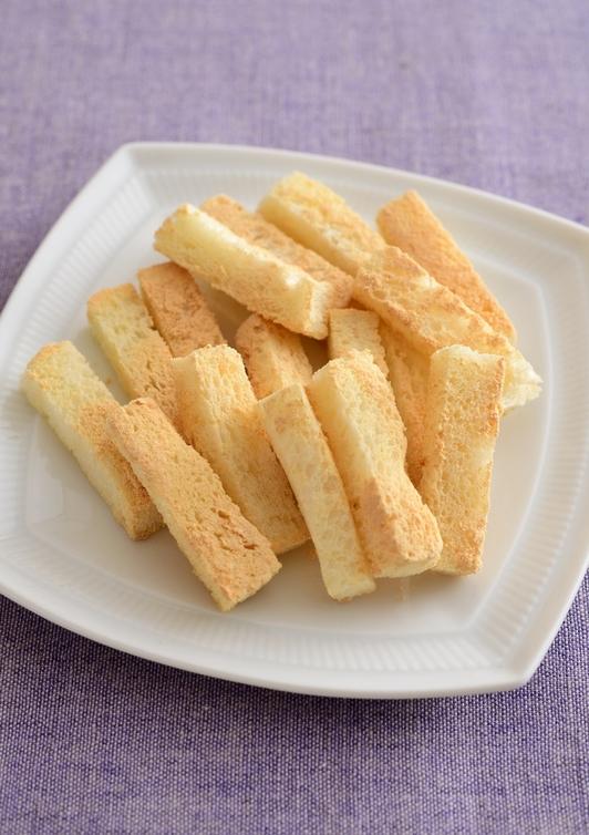 【離乳食・後期】きな粉トースト