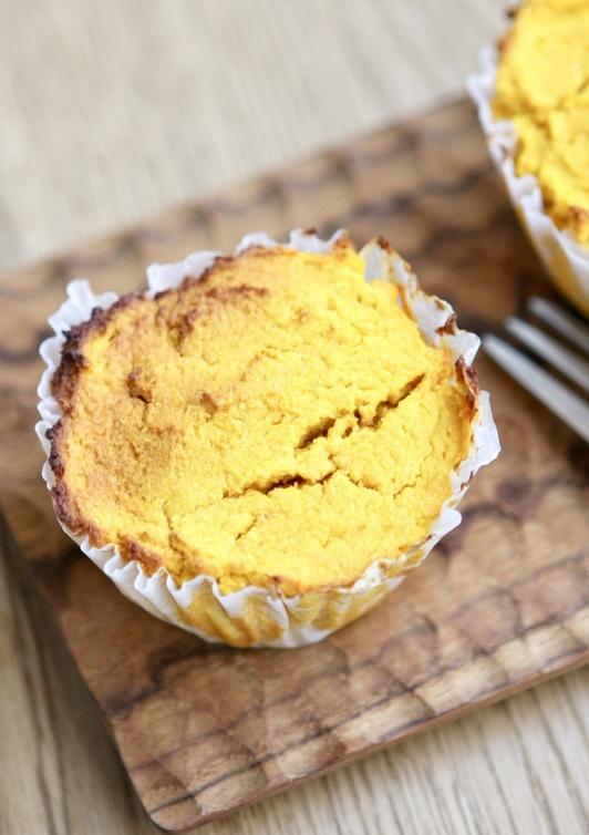 ノンオイル かぼちゃとおからのケーキ