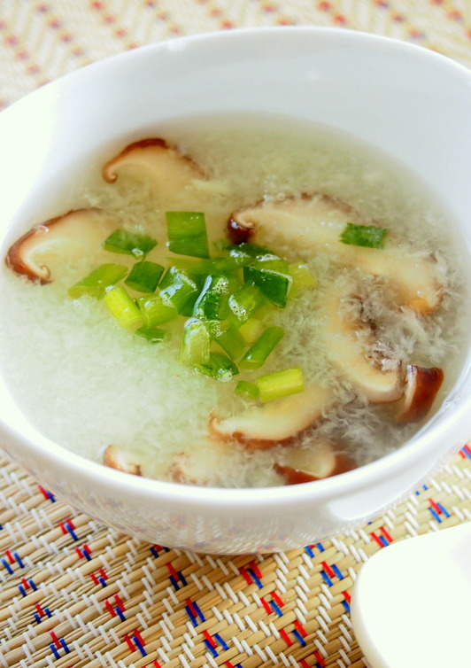 大根おろしスープ
