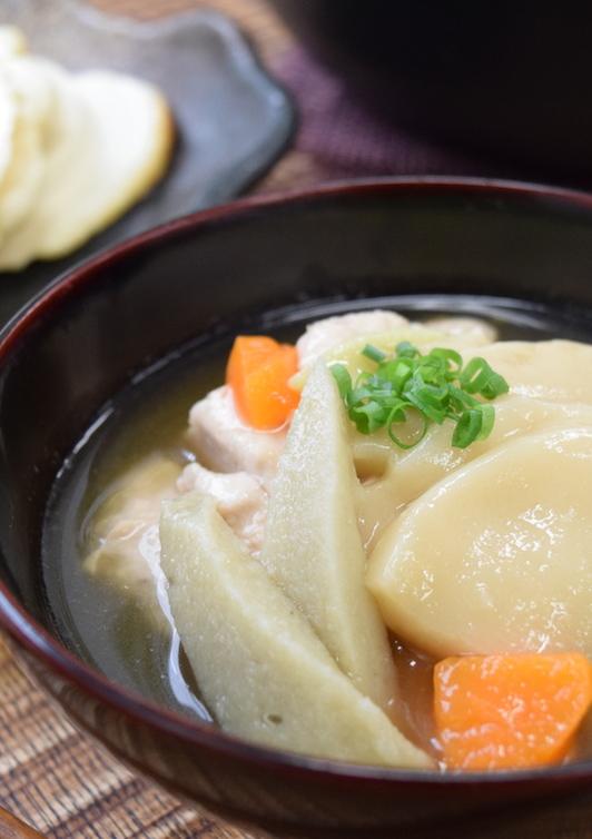 せんべい汁(えんげ食・介護食)
