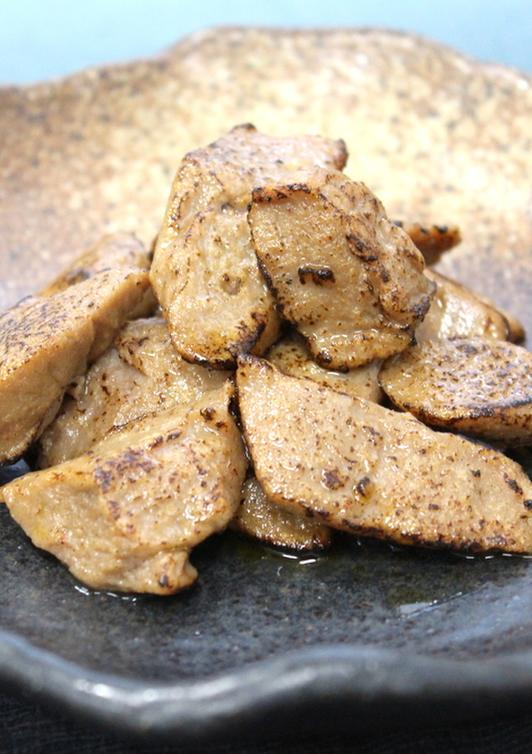 地鶏の炭火焼き(えんげ食・介護食)
