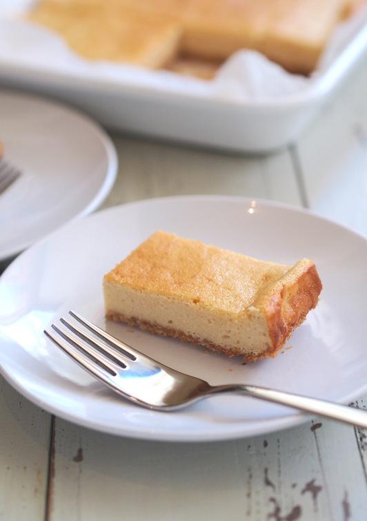 ヘルシーチーズケーキ