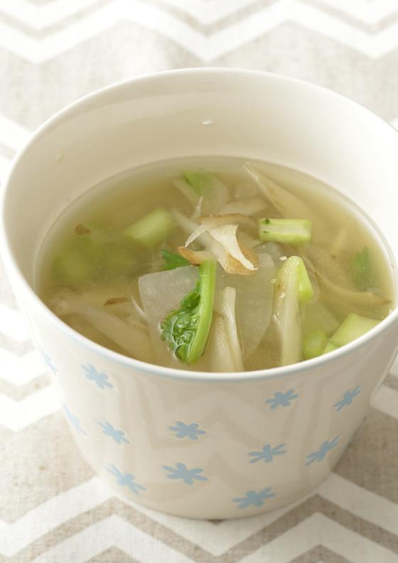 根菜の味噌汁